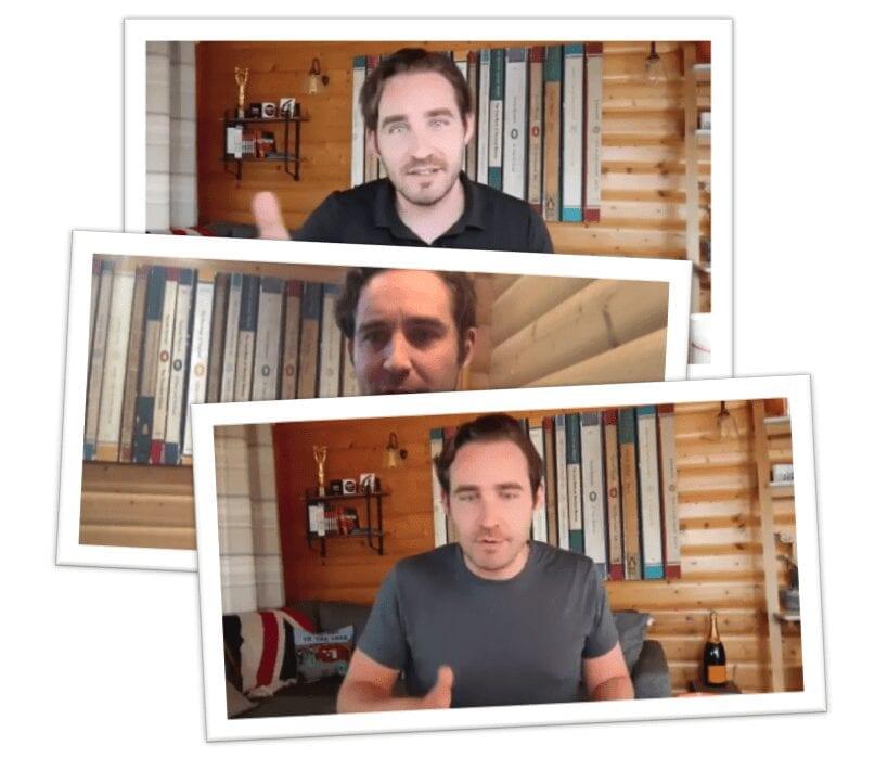 Phil M Jones consultation images